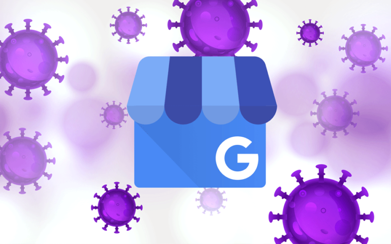 Coronavirus Google my Business