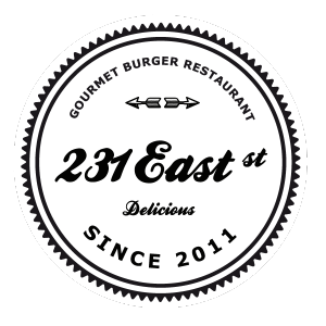 231 eat burguer logo