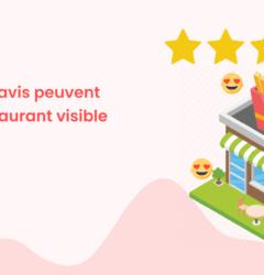 L'impact des avis google restaurant